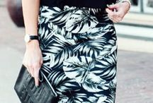 Prints-the many ways to wear them