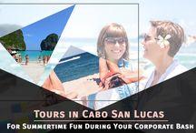 Corporate Event Yacht Cabo San Lucas