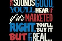 Marketing Quotes I Like