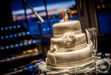Wedding Cakes / Photographs of beautiful wedding cakes by Ron Lima Wedding Images. Be inspired for your wedding.