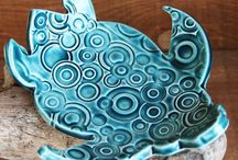 Arts - Pottery / Clay / by DJ Loverock