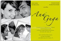 Convite de Casamento (modelos)