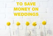 Wedding Saving Tipps and so on