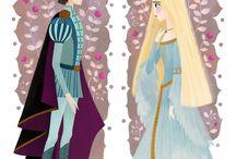 πριγκιπισσες και πριγκιπες