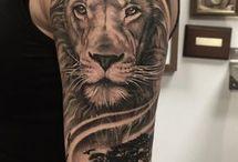 Tattoos de Leones