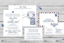 Merrymade // Invitations / Merrymaker Fine Paper | Custom Invitations | Merrymade at Merrymaker in Richmond, VA.
