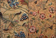 1550-1700 - Textiles / by Leimomi Oakes