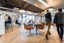 Kantoorruimte in Den Bosch / Kantoren in Den Bosch | Office space in Den Bosch ♥ Laat je inspireren door mooi interieur en bijzondere bouwwerken.