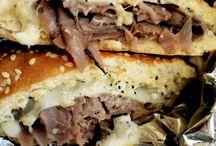 Hot Sandwiches & Crock Pot