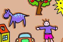 Jeux éducatifs / Tout ce qui a un rapport avec les jeux éducatifs et les activités pour apprendre.
