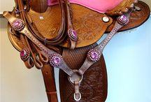 Horse Tack <3 / by Mariel Hewitt