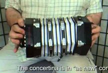 Anglo concertina - 20 buttons
