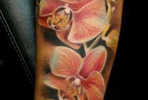 Tatuaże, które uwielbiam / tattoos