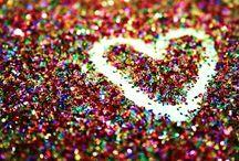 glitter loves / by Alicia Etscorn