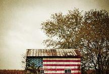 Barns of Long Ago