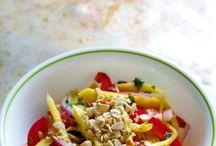 Mango Salads-mmmmm GOod