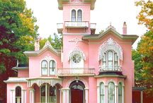 My pink dream house