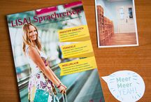 LISA! Sprachreisen Katalog bestellen / Bestellen Sie jetzt kostenlos unseren Katalog und lassen Sie sich auf 84 Seiten von unseren beliebtesten Kursorten inspirieren. Gleich bestellen auf: http://www.lisa-sprachreisen.de/katalogbestellung.html