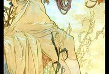 001.   A08.   Alphonse  Mucha
