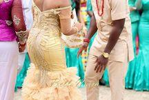 Igbo and Zulu wedding