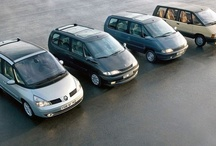 Renault Espace / Estafette / Traffic / Master
