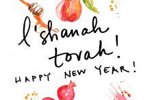Rosh Hashanah / Jewish New Year