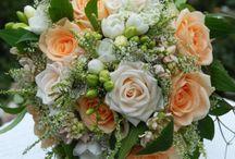 Kytky na svatbu