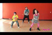 Preschool dance and movement