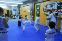 Martial Arts courses for children / martial arts courses for children: capoeira courses, taekwondo courses, karate courses, ...
