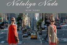 Spring/Summer 2016 Nataliya Nada NYC
