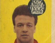 A&BC Gum 1958-59 Topstars - Famous Footballers