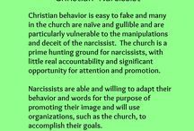narcissists and more