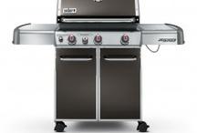 Weber Genesis BBQs - BBQS 2U / Weber Genesis Barbecues - The gas grill that revolutionised grilling. http://www.bbqs2u.co.uk/10-weber-genesis-bbqs