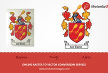 Online Vector Conversion / Fast and affordable vectorization service