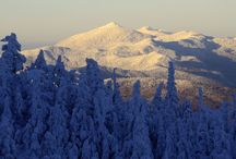 See Vermont and All Its Winter Beauty / Gorgeous views of Vermont's winter landscapes / by All Mountain Mamas