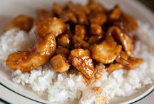 Filipino Main Dishes:  Chicken/Poultry
