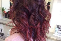 Red is in the hair / Nuovi rossi carmilane Inoa