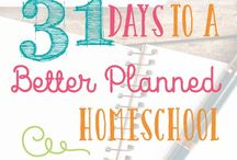 Homeschool Planning Ideas / by Heather Duncan