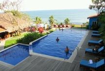 Hoteles y Cabañas en la playa