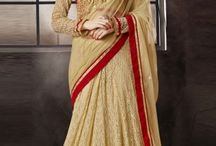 Indian Bridal Wedding Sarees / Make your wedding celebration with most popular & traditional Indian Bridal wear of Designer Wedding Sarees like Silk sarees & Lehenga Sarees etc., via online shopping for low cost & offers by fashionfemina at http://goo.gl/Qd7lim