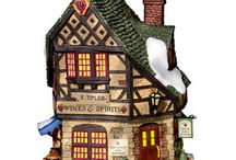 Dept 56 Dickens Village OWN / by Molly McCarthy