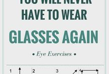 EYES HEALTH AND EXERCISES