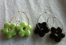 Jewellery / Love to crochet and to make jewellery in my sparetime.