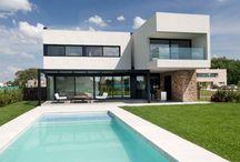 Big houses/Casas grandes
