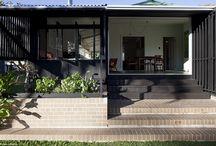 Maleny/Yaroomba Brickspiration / Interesting examples of renovated brick