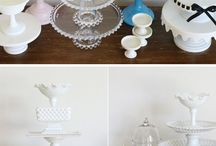 Cake stands & more...