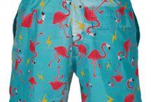 Beach boy / Men's swimwear