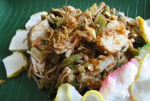 -Indonesian Food