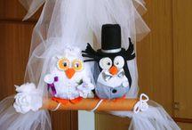 gufetti sposi