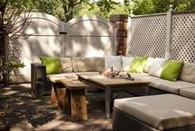 Patio/deck/fireplace